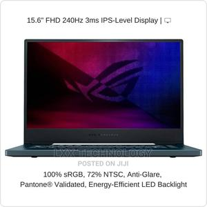 Laptop Asus ROG Zephyrus M15 GU502LU 16GB Intel Core I7 SSD 1T | Laptops & Computers for sale in Lagos State, Ikeja