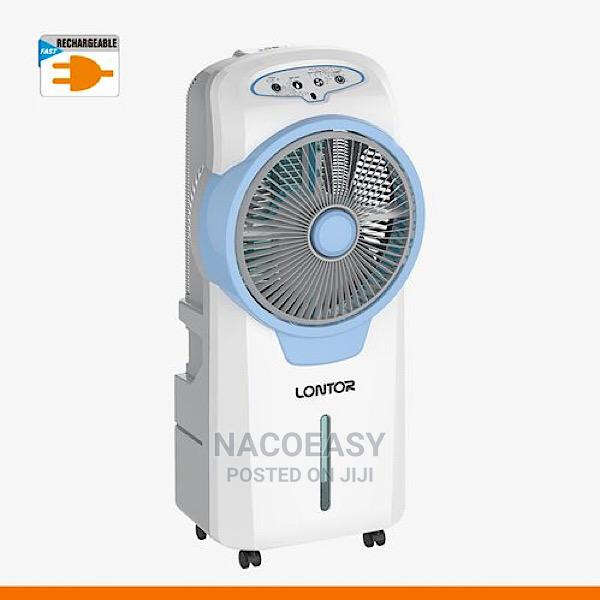 Archive: Lontor Rechargeable Air Cooler -(AC Water Fan