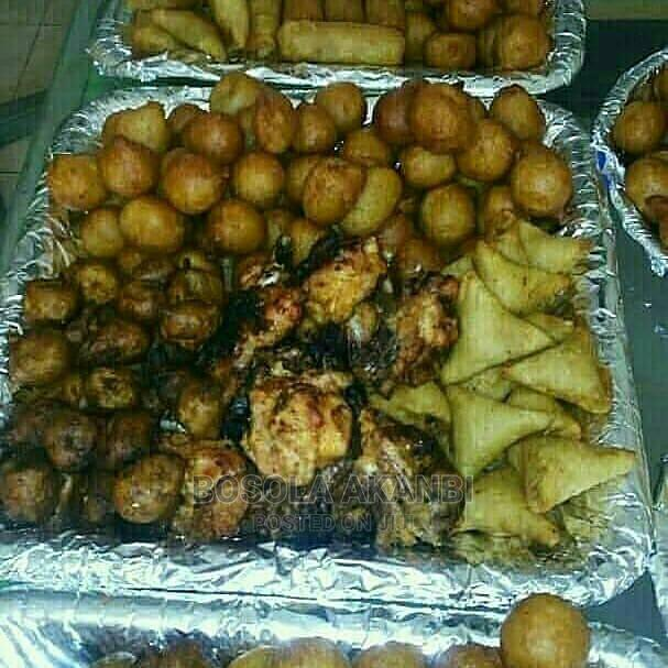 Small Chops,Grilled Fish & Chicken,Barbecue