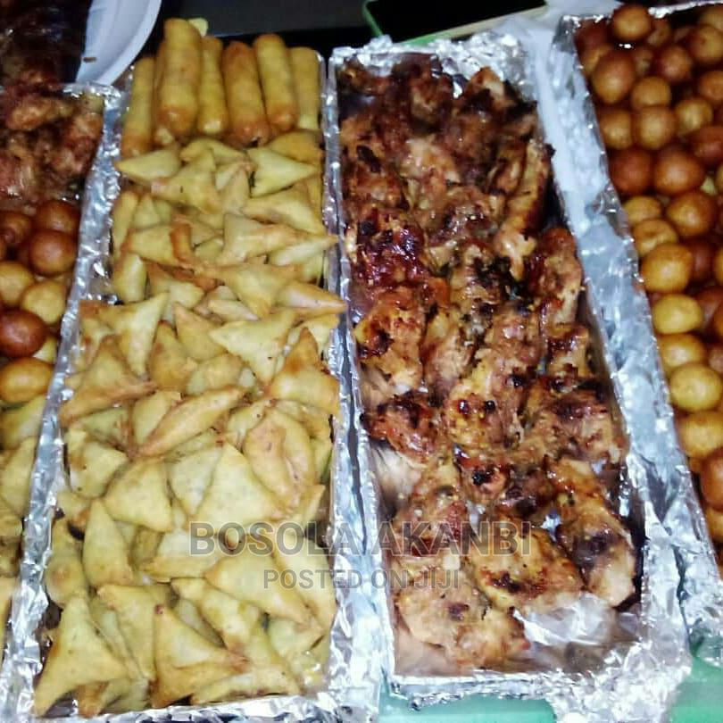 Small Chops,Grilled Fish & Chicken,Barbecue | Party, Catering & Event Services for sale in Abeokuta North, Ogun State, Nigeria