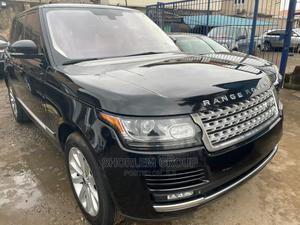 Land Rover Range Rover Sport 2014 Black   Cars for sale in Lagos State, Ogba