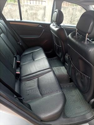 Mercedes-Benz C240 2005 Silver | Cars for sale in Edo State, Benin City