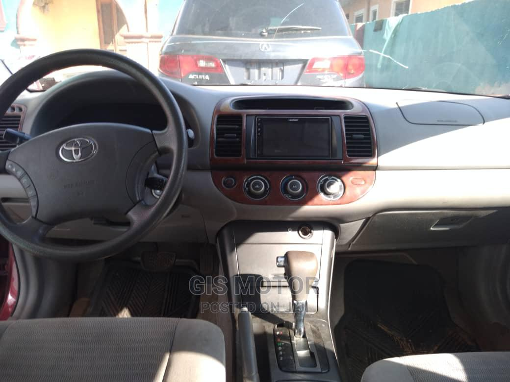 Toyota Camry 2006 Red   Cars for sale in Ikorodu, Lagos State, Nigeria