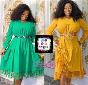 Ladies Formal Long Sleeve Dress   Clothing for sale in Lagos State, Ikeja