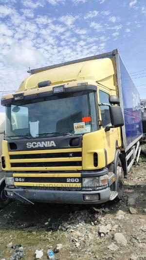 Scania 94D 260 Container Manual Injector Tokunbo   Trucks & Trailers for sale in Lagos State, Apapa