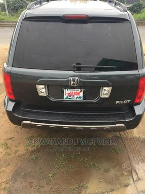 Honda Pilot 2004 Green | Cars for sale in Rivers State, Obio-Akpor