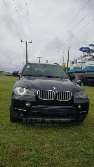BMW X5 2012 xDrive40d Black | Cars for sale in Lagos State, Lekki