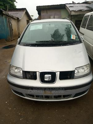 Volkswagen Sharan 2002 Automatic Silver   Cars for sale in Lagos State, Oshodi