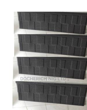 Plain Bl;Ack Docherich Shingle Stone Coated Roofing Sheet In   Building Materials for sale in Lagos State, Ajah