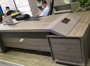 Higher Quality 2.4M Classic Office Table   Furniture for sale in Lagos State, Victoria Island