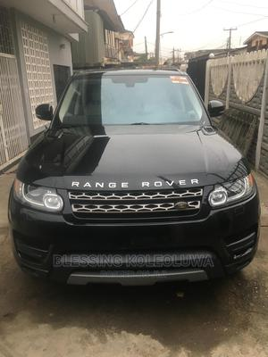 Land Rover Range Rover Sport 2015 Black | Cars for sale in Lagos State, Victoria Island