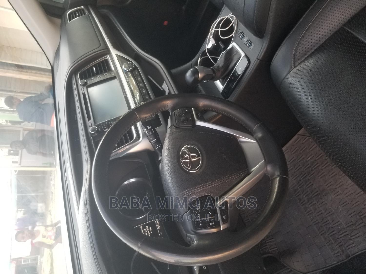 Toyota Highlander 2017 Blue   Cars for sale in Ajah, Lagos State, Nigeria