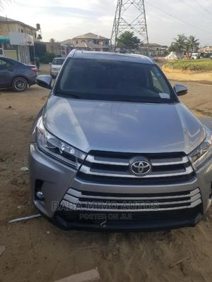 Toyota Highlander 2017 Blue | Cars for sale in Lagos State, Ajah