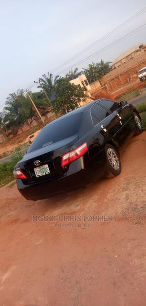 Toyota Camry 2008 2.4 LE Black | Cars for sale in Delta State, Ika North East