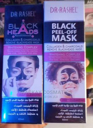 DR RASHEL Black Peel-Off Mask | Skin Care for sale in Lagos State, Victoria Island