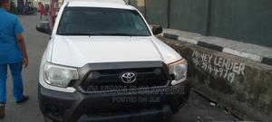 Toyota Tacoma 2013 White | Cars for sale in Lagos State, Lekki