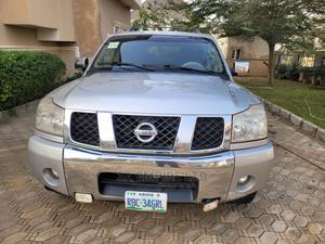 Nissan Armada 2005 Silver | Cars for sale in Abuja (FCT) State, Gwarinpa