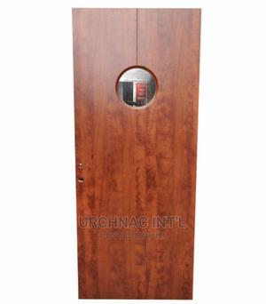 Wooden Glass Kitchen Door | Doors for sale in Lagos State, Lekki