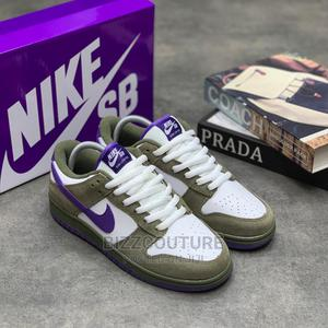 High Quality NIKE SB Dunk Low Purple Pigeon Now Available | Shoes for sale in Lagos State, Magodo