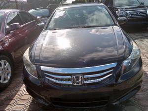 Honda Accord 2010 Sedan EX Black | Cars for sale in Lagos State, Amuwo-Odofin