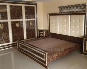 Exotic Quality Modern Royal Bed   Furniture for sale in Lagos State, Ikoyi