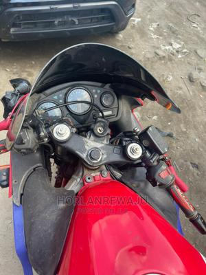 Honda CBR 2002 Red   Motorcycles & Scooters for sale in Oyo State, Ibadan