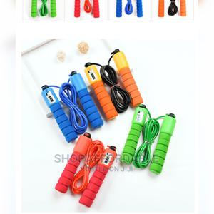 Counting Skipping Rope   Sports Equipment for sale in Lagos State, Alimosho