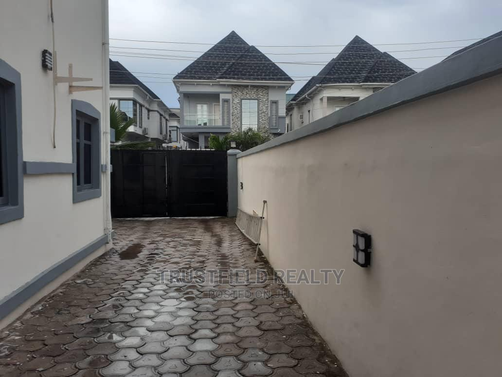 Spacious 5 Bedroom Fully Detached Duplex With Bq Available F | Houses & Apartments For Sale for sale in Chevron, Lekki, Nigeria