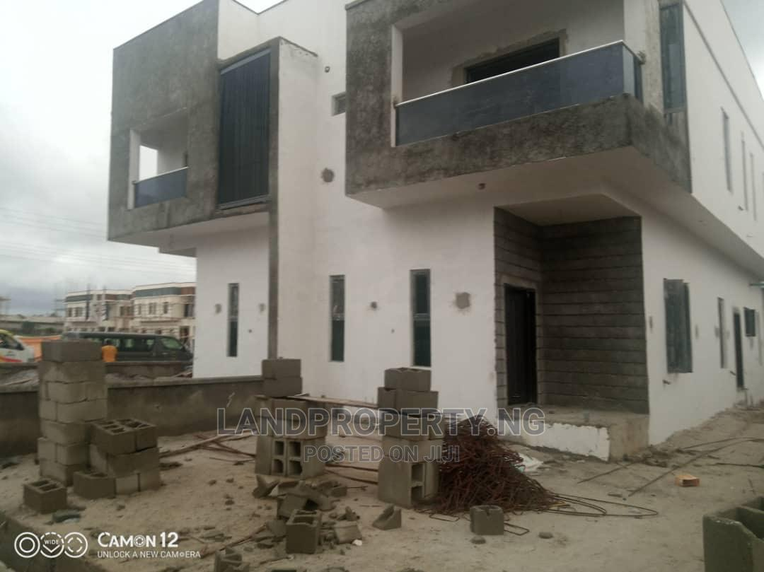 3 Bedroom Semi Detached Duplexes With Bq | Houses & Apartments For Sale for sale in Ajah, Lagos State, Nigeria