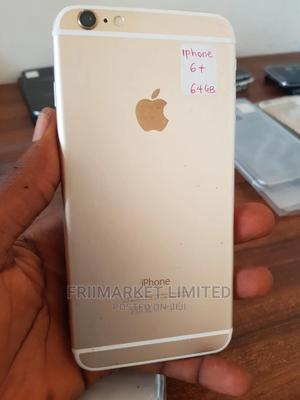 Apple iPhone 6 Plus 64 GB Gold | Mobile Phones for sale in Edo State, Benin City