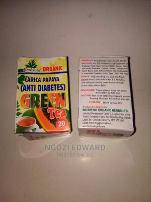 Biotrend Diabetes Herbal Tea | Vitamins & Supplements for sale in Lagos State, Ifako-Ijaiye
