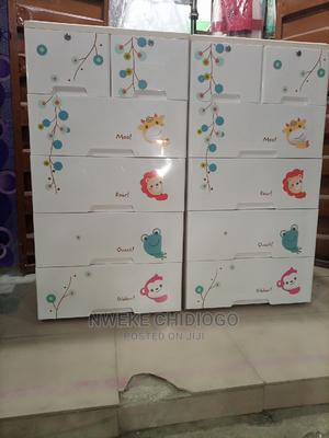 Baby Plastic Wardrobe | Children's Furniture for sale in Lagos State, Amuwo-Odofin