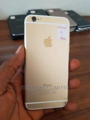 Apple iPhone 6 16 GB Gold | Mobile Phones for sale in Edo State, Benin City