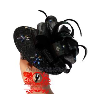 Beautiful Black Fascinator | Clothing Accessories for sale in Enugu State, Enugu