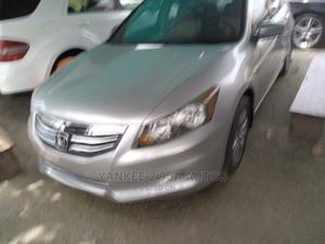 Honda Accord 2012 Sedan EX-L V-6 Silver | Cars for sale in Lagos State, Ikeja
