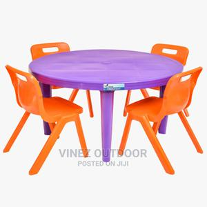 Children Chair and Table Set | Children's Furniture for sale in Lagos State, Ojo