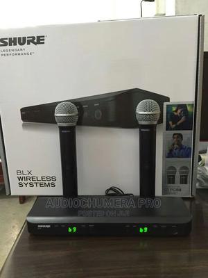Shure Blx Wireless Mic 24/Pg58   Audio & Music Equipment for sale in Lagos State, Ikeja