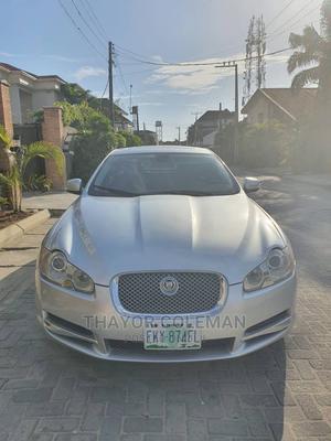 Jaguar XF 2009 4.2 V8 Supercharged Silver | Cars for sale in Lagos State, Lekki