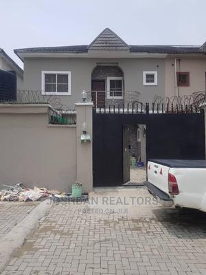 Well Built 4 Bedroom Semi Detached Duplex With BQ   Houses & Apartments For Sale for sale in Lekki, Igbo-efon