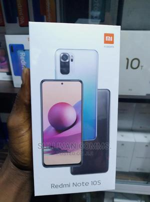 New Xiaomi Redmi Note 10 128 GB Blue | Mobile Phones for sale in Lagos State, Ikeja
