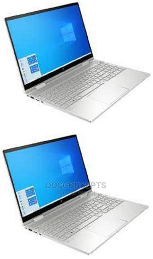 New Laptop HP Envy X360 15z 8GB Intel Core I5 SSD 512GB   Laptops & Computers for sale in Lagos State, Ikeja