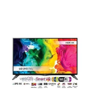LG 50'' Inch Smart 4K UHD AI Thin Q TV + Magic Remote | TV & DVD Equipment for sale in Abuja (FCT) State, Central Business District