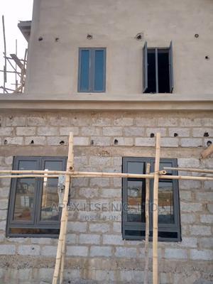 Casement Windows Grey | Windows for sale in Abuja (FCT) State, Guzape District