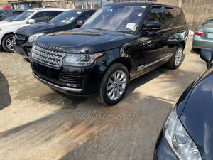 Land Rover Range Rover 2014 Black | Cars for sale in Lagos State, Ojodu