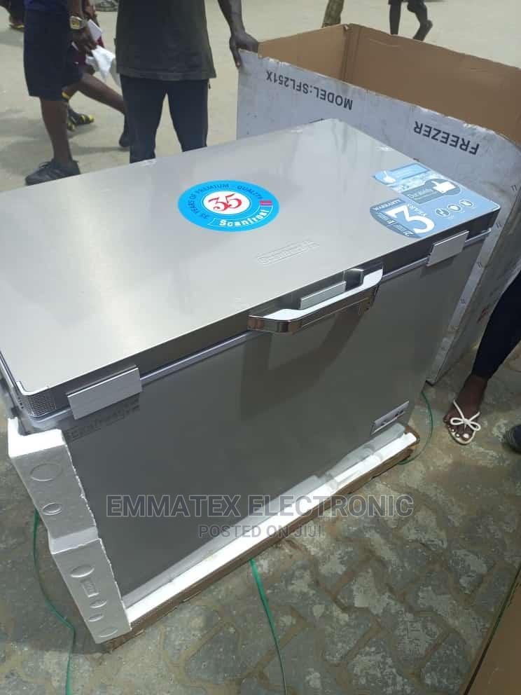 Scanfrost Chest Freezer
