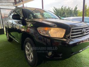 Toyota Highlander 2010 Sport Black | Cars for sale in Abuja (FCT) State, Central Business District
