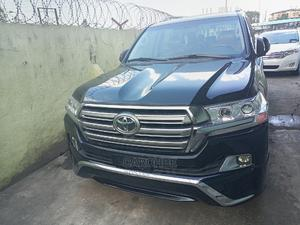 Toyota Land Cruiser 2019 5.7 V8 GXR Black | Cars for sale in Lagos State, Maryland