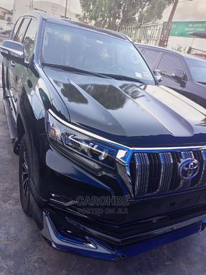 Toyota Land Cruiser Prado 2021 4.0 Black | Cars for sale in Lagos State, Maryland