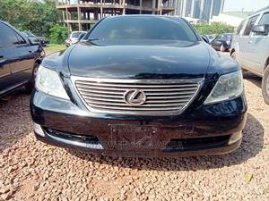 Lexus LS 2007 460 L Luxury Sedan Black | Cars for sale in Abuja (FCT) State, Central Business District