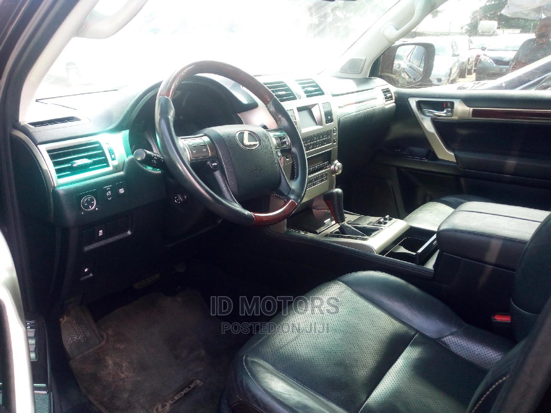 Archive: Lexus GX 2011 460 Blue
